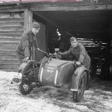 DKW NZ 500 with  specify side-car .Russia 1941.jpg
